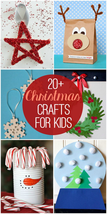 Fun Kids Crafts  Christmas Crafts for Kids
