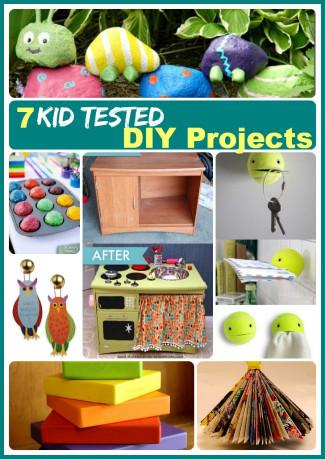 Fun Projects For Kids  Kids Crafts Fun Crafts that Children Will Love DIY