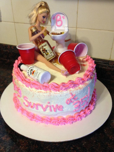 Funny Birthday Cakes Awesome 21 Clever and Funny Birthday Cakes