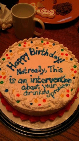 Funny Birthday Cakes  21 Clever and Funny Birthday Cakes