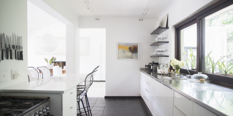 Galley Kitchen Design  17 Galley Kitchen Design Ideas Layout and Remodel Tips