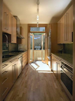 Galley Kitchen Design  Home Interior Design & Remodeling How to Renovate A