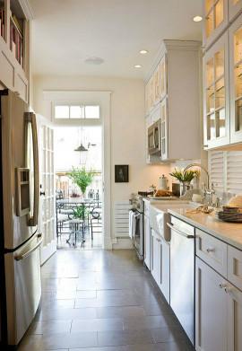 Galley Kitchen Design  47 Best Galley Kitchen Designs Decoholic