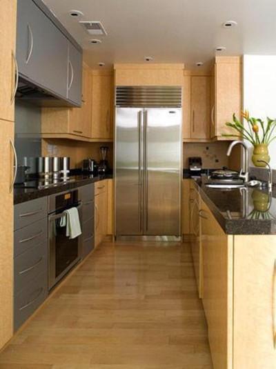 Galley Kitchen Design  galley kitchen