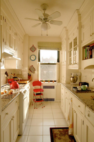 Galley Kitchen Designs  Home Interior Design & Remodeling How to Renovate A