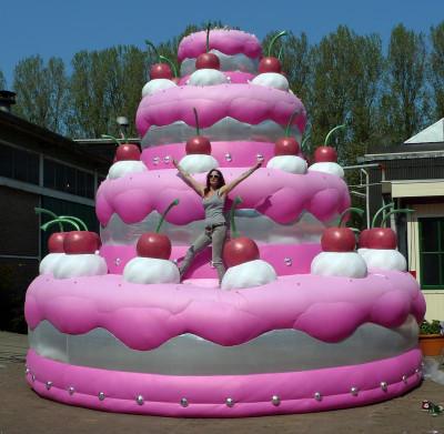 Giant Birthday Cake  Gigantic Birthday Cakes