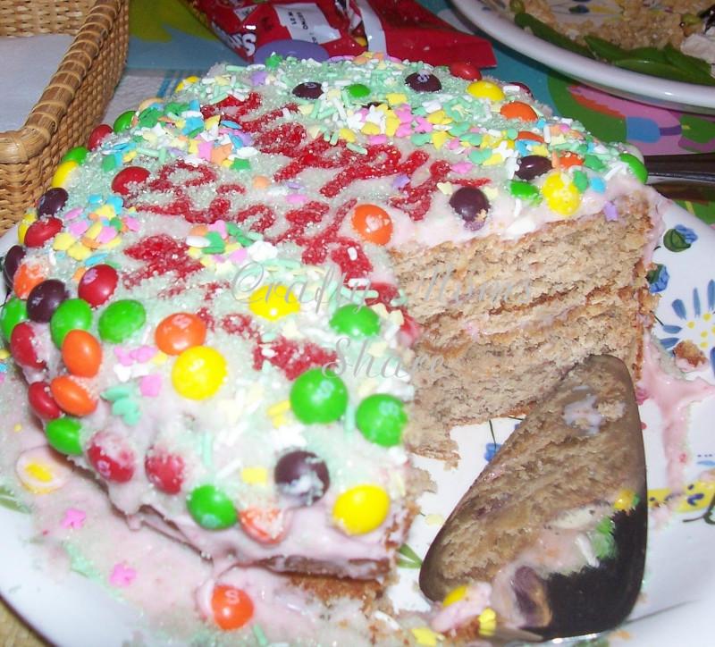 Gluten Free Birthday Cake  Crafty Moms Gluten Free Birthday Cake