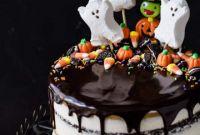 Halloween Birthday Cake Awesome 13 Ghoulishly Festive Halloween Birthday Cakes southern