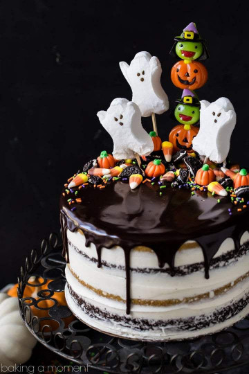 Halloween Birthday Cake Awesome 13 Ghoulishly Festive Halloween Birthday Cakes southern