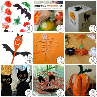Halloween Craft Ideas for Kids Elegant 75 Halloween Craft Ideas for Kids