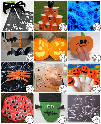 Halloween Craft Ideas For Kids  75 Halloween Craft Ideas for Kids