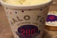 Halo top Birthday Cake Unique Halo top Birthday Cake Ice Cream Canyon Echoes