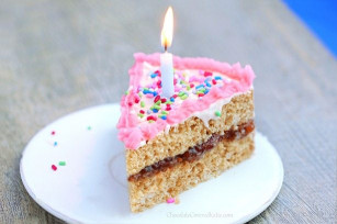 Healthy Birthday Cake  Healthy Cake Recipe Have your cake and eat it too