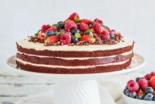 Healthy Birthday Cake  9 Irresistibly Healthy Birthday Cakes