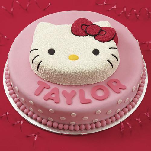 Hello Kitty Birthday Cake Awesome Hello Kitty Birthday Cake