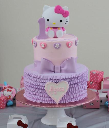 Hello Kitty Birthday Cake  Hello Kitty Birthday Cake Yelp