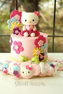 Hello Kitty Birthday Cake  25 best ideas about Hello Kitty Cake on Pinterest