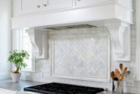 Herringbone Kitchen Backsplash Elegant 35 Beautiful Kitchen Backsplash Ideas Hative