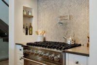 Herringbone Kitchen Backsplash Fresh Herringbone Kitchen Backsplash Design Ideas