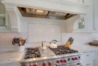 Herringbone Kitchen Backsplash Lovely Kitchen Backsplashes Dazzle with their Herringbone Designs