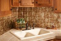 Home Depot Kitchen Backsplash Inspirational 18 In X 24 In Traditional 1 Pvc Decorative Backsplash
