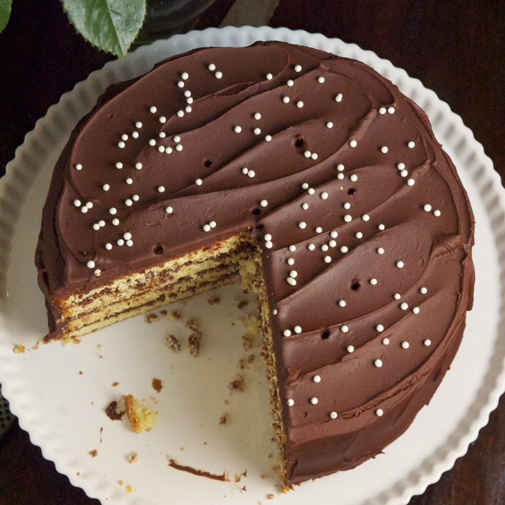 Homemade Birthday Cake  Birthday Cake