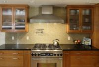 Houzz Kitchen Backsplashes New Glass Tile Backsplash