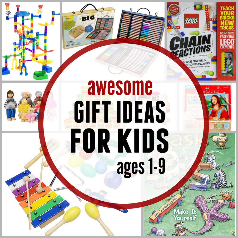 Ideas For Kids  35 Awesome t ideas for kids The Measured Mom