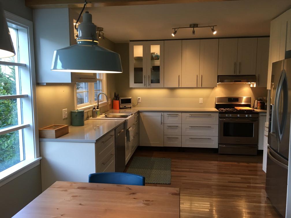 Ikea Kitchen Design  A Gorgeous IKEA Kitchen Renovation in Upstate New York