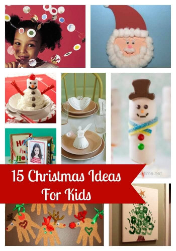 Kids Christmas Craft Gifts  Cute Preschool Age Christmas Crafts I Heart Nap Time