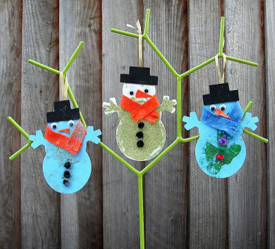 Kids Christmas Craft Ideas  Cute and Fun Christmas Crafts For Kids