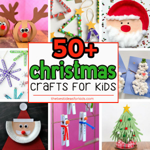 Kids Christmas Craft Ideas  50 Christmas Crafts for Kids The Best Ideas for Kids