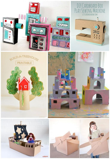 Kids Craft Toys  The 25 best Recycled toys ideas on Pinterest