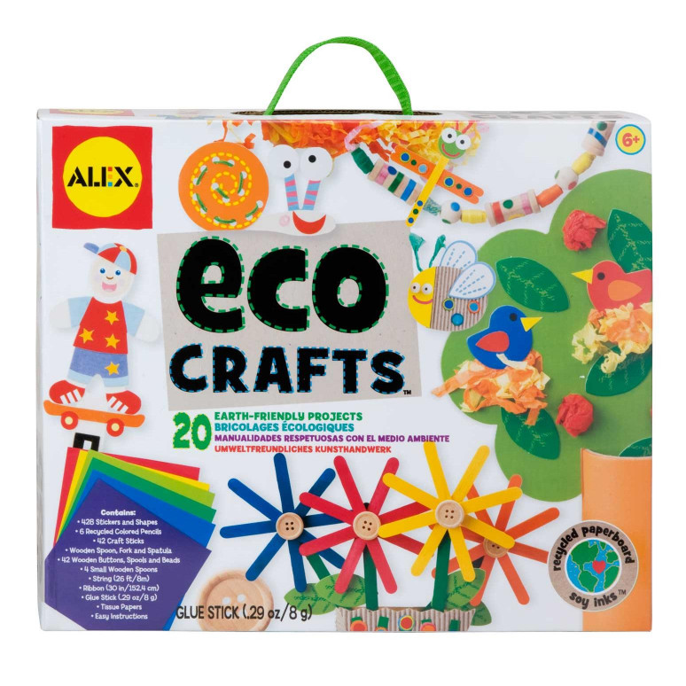 Kids Craft Toys  ALEX Toys Craft Eco Crafts AlexBrands