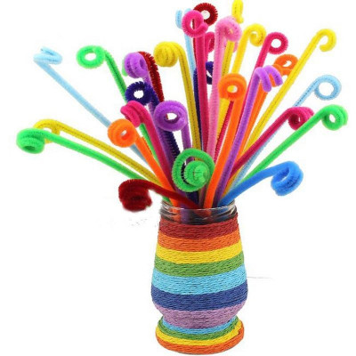 Kids Craft Toys  20 100pcs Chenille Stems Pipe Cleaners Kids Craft