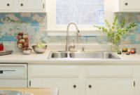 Kitchen Backsplash Diy Elegant top 20 Diy Kitchen Backsplash Ideas