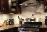 Kitchen Backsplash Ideas for Dark Cabinets Beautiful Best 25 Subway Tile Bathrooms Ideas On Pinterest