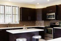 Kitchen Backsplash Ideas for Dark Cabinets Best Of Kitchen Backsplash Ideas for Dark Cabinets Simple — 3
