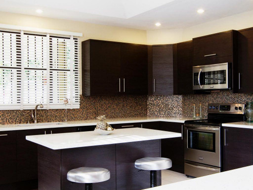Kitchen Backsplash Ideas For Dark Cabinets  Kitchen Backsplash Ideas For Dark Cabinets Simple — 3