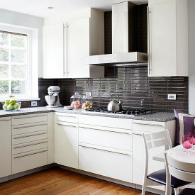 Kitchen Backsplash Ideas For Dark Cabinets  65 Kitchen backsplash tiles ideas tile types and designs