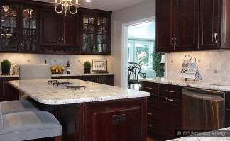 Kitchen Backsplash Ideas for Dark Cabinets Fresh Brown Kitchen Cabinets Backsplash Idea