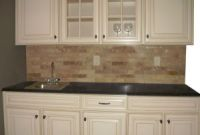 Kitchen Backsplash Lowes Awesome Lowes Caspian Cabinet Grey Marble Countertop Stone Tile