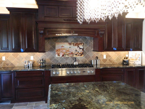 Kitchen Backsplash Pictures Elegant the Vineyard Tile Murals Tuscan Wine Tiles Kitchen