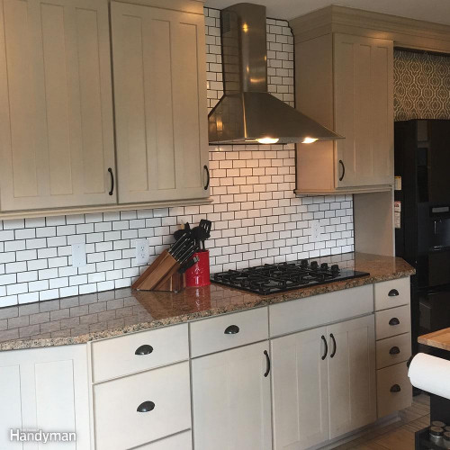 Kitchen Backsplash Subway Tile  Dos and Don ts From a First Time DIY Subway Tile