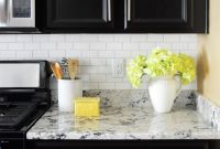 Kitchen Backsplash Tiles Awesome How to Install A Subway Tile Kitchen Backsplash