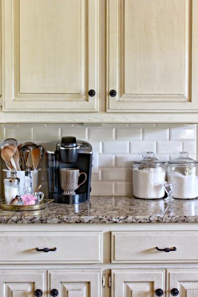 Kitchen Backsplashes Subway Tile  SUBWAY TILE KITCHEN BACKSPLASH Dimples and Tangles