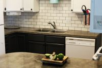 Kitchen Backsplashes Subway Tiles Awesome How to Install A Subway Tile Kitchen Backsplash