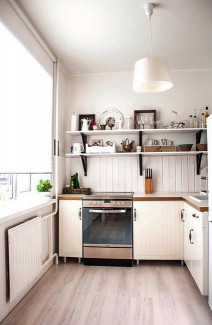 Kitchen Design For Small Space  Ways to Open Small Kitchens Space Saving Ideas from IKEA