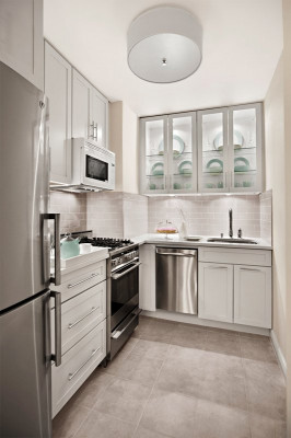 Kitchen Design For Small Space  17 Cute Small Kitchen Designs
