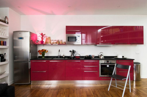 Kitchen Design For Small Space  Simple Kitchen Design for Small Space Kitchen Designs